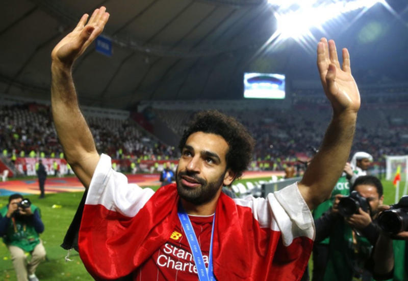 Салах признан лучшим игроком клубного чемпионата мира