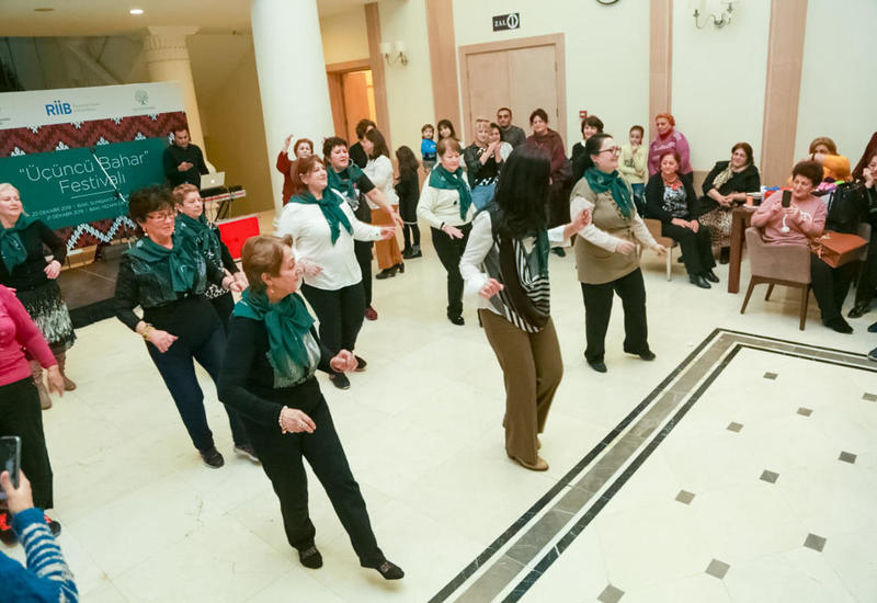 """В Азербайджане впервые прошел Фестиваль пожилых """"Третья весна"""""""