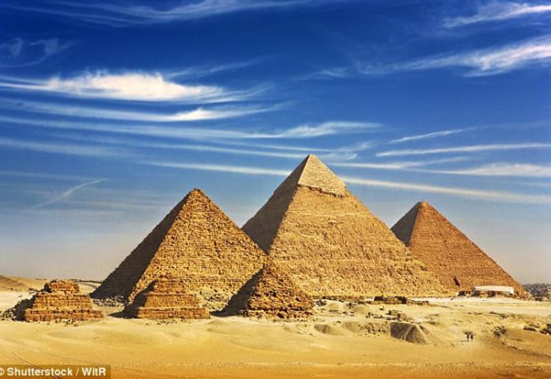 Раскрыта тайна строительства Великой пирамиды