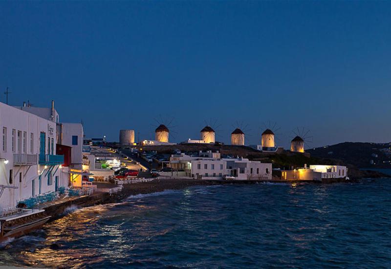 Прогулка по «жемчужине» Греции