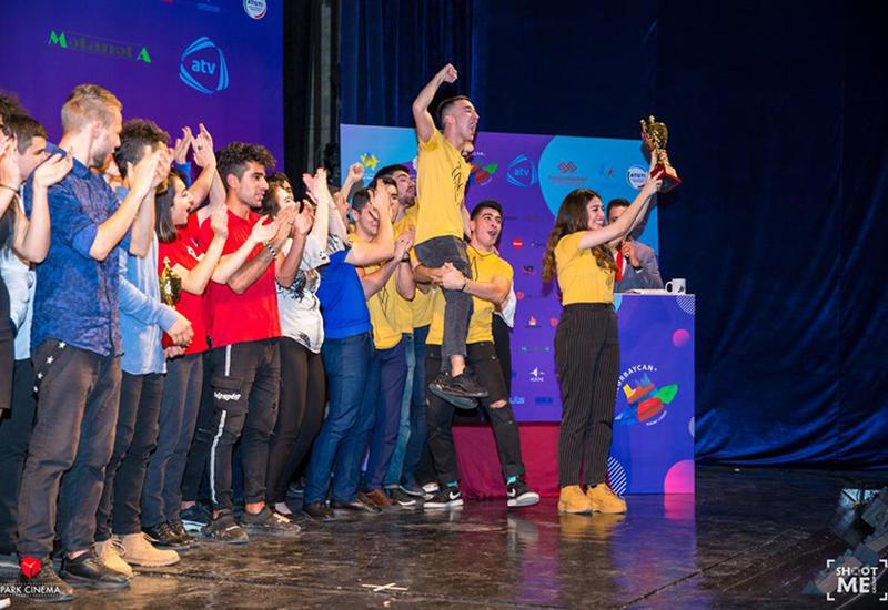 В Баку стартовал второй сезон Лиги КВН