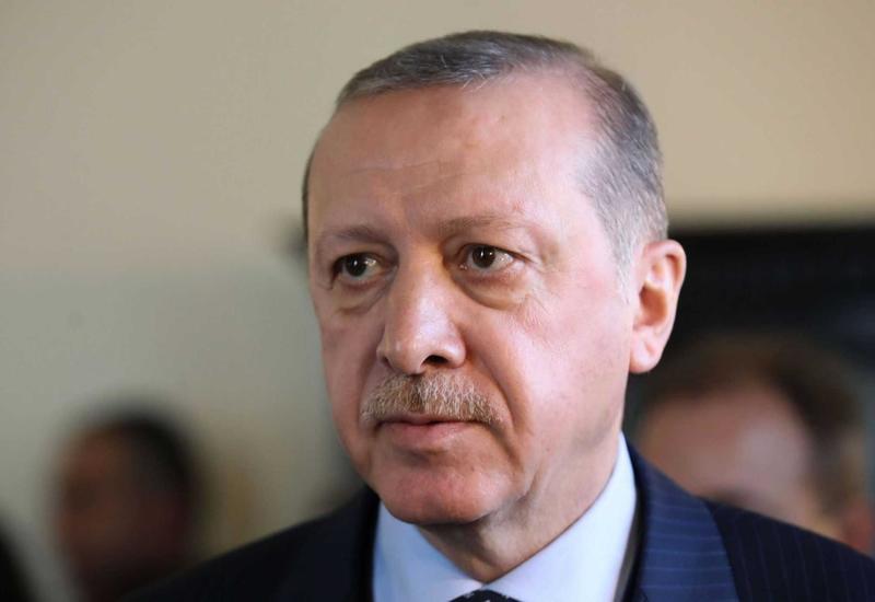 Президент Турции протестирует отечественный автомобиль