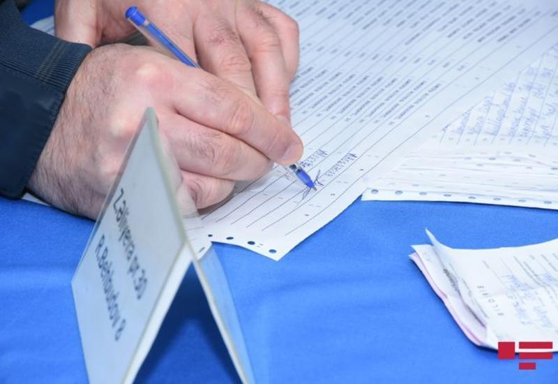 Стало известно, когда ЦИК утвердит результаты муниципальных выборов в Азербайджане