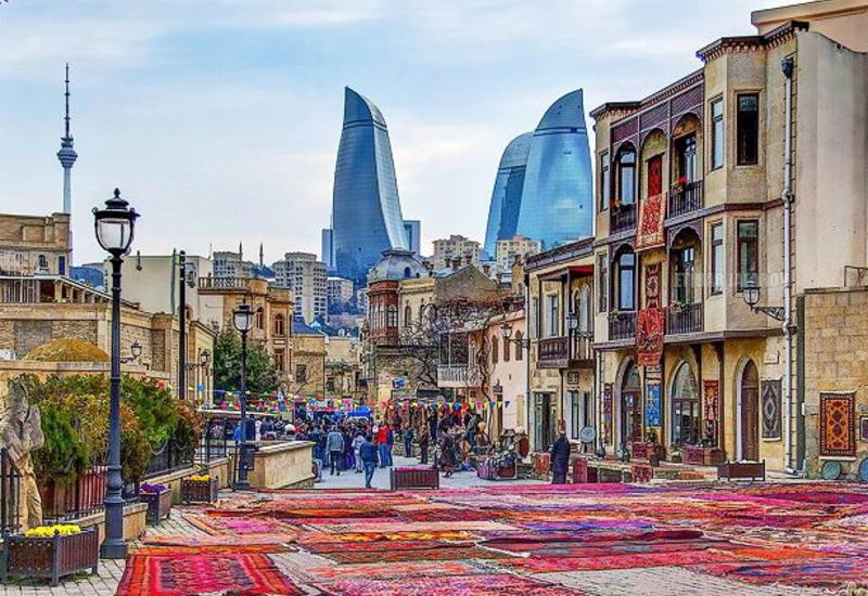 Азербайджан в ТОП-10 самых привлекательных туристических мест для британцев