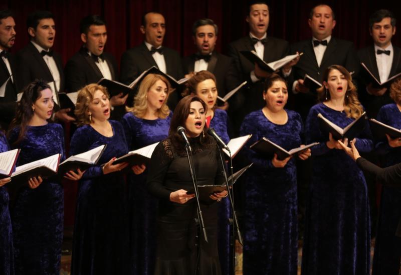 В Центре мугама прошел концерт в рамках фестиваля «Азербайджанские вокалисты»