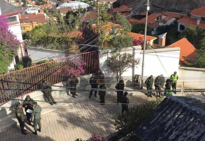 В МИД Мексики заявили об угрозе вторжения на территорию посольства страны в Боливии