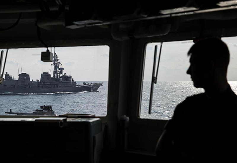 Россия, Китай и Иран начинают совместные военные учения