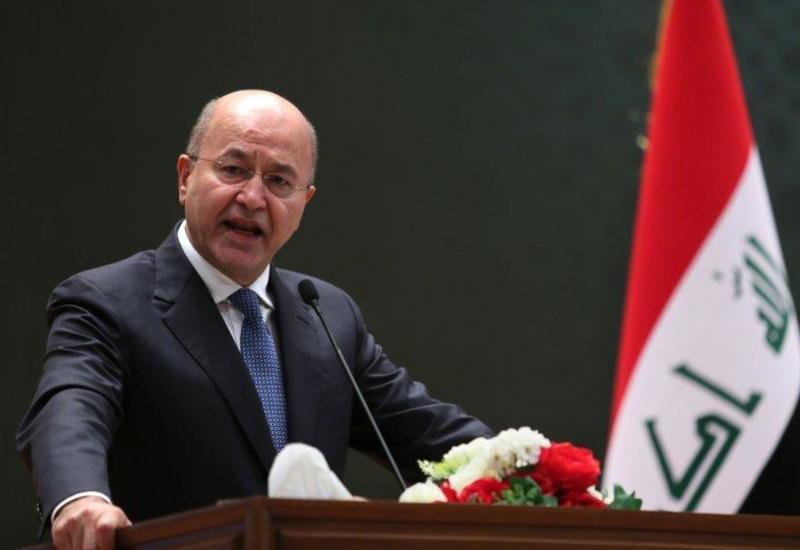 Президент Ирака подал в отставку
