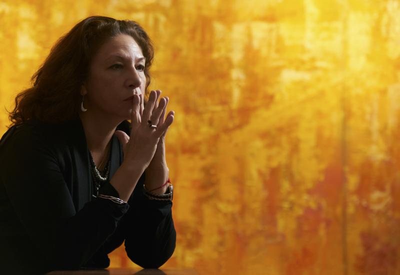 Сабина Шихлинская: Искусство должно нести в себе социальный элемент