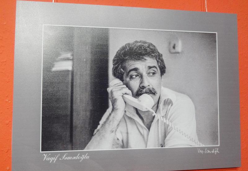 В Баку состоялось состоялось открытие выставки фоторабот Вагифа Самедоглу