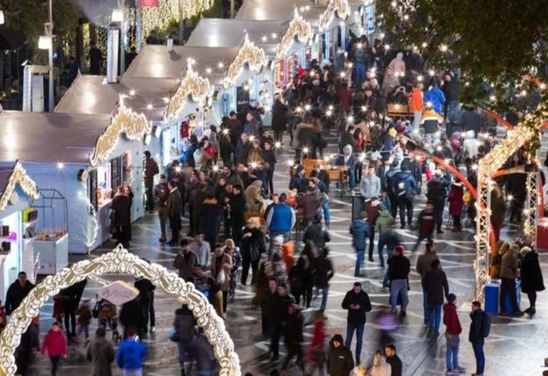 Баку в топ-5 для путешествий на новогодние ярмарки в СНГ