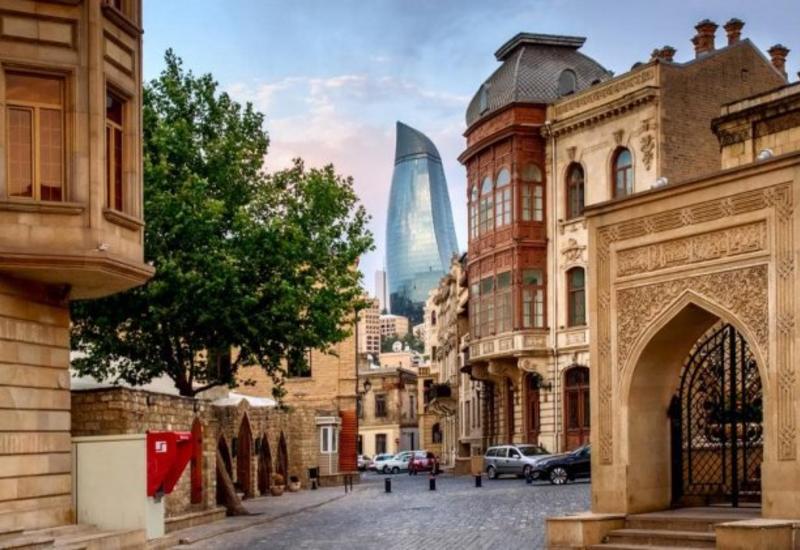 Азербайджан - идеальная страна для новогодних каникул