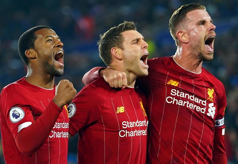 «Ливерпуль» разгромил «Лестер»