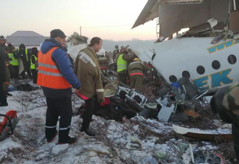 При крушении самолета в Алма-Ате погиб председатель совета генералов Казахстана