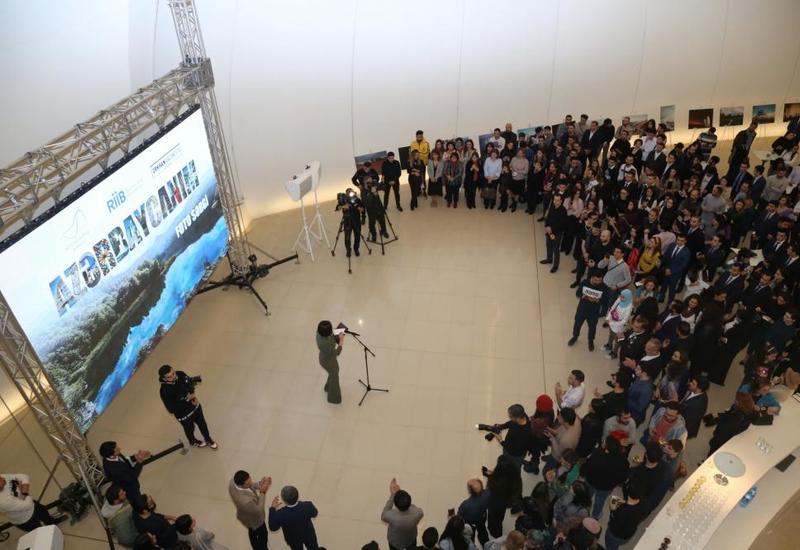 """Состоялась выставка и церемония награждения победителей фотоконкурса """"Azərbaycanım"""""""