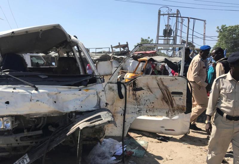 В Сомали прогремел ужасный взрыв, десятки погибших