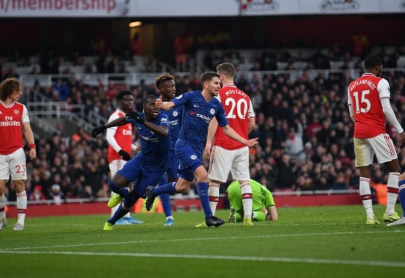 «Челси» забил два мяча за четыре минуты и вырвал победу у «Арсенала»