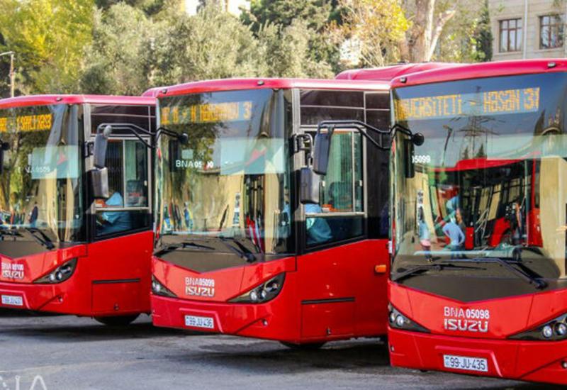С завтрашнего дня перестает работать общественный транспорт в Баку и других городах