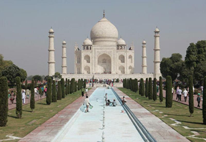 Туристы массово отменяют поездки в Тадж-Махал