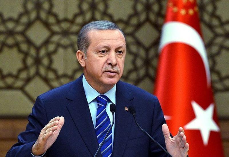 Эрдоган рассказал о новой волне беженцев из Идлиба