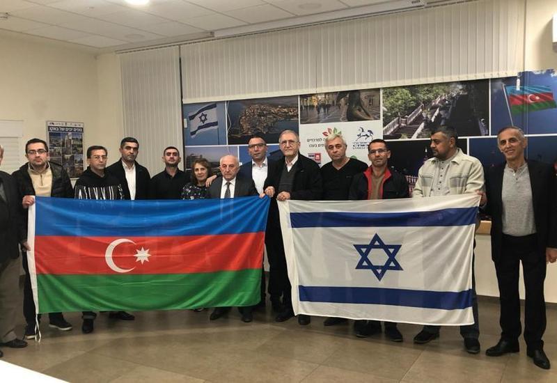 День солидарности азербайджанцев мира отметили в Израиле