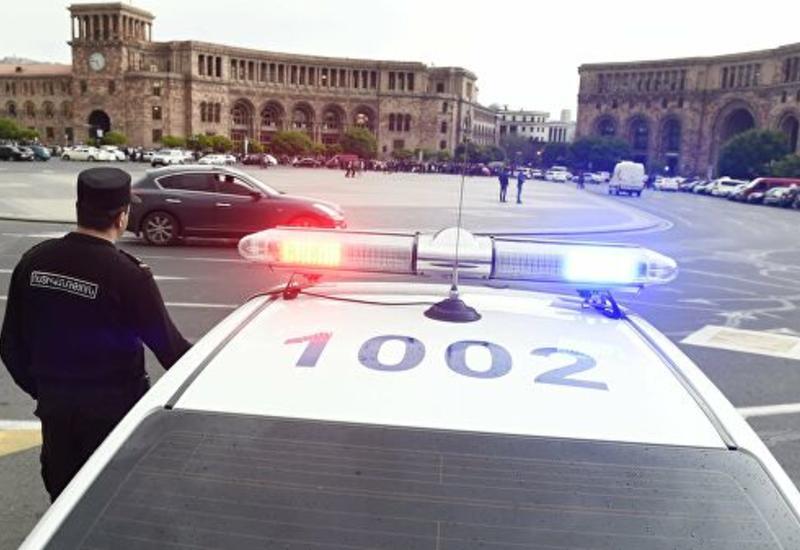 Массовая драка в Армении, есть пострадавшие