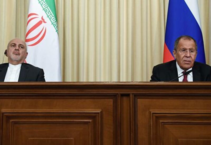 Главы МИД России и Ирана обсудили обстановку в регионе после убийства Сулеймани