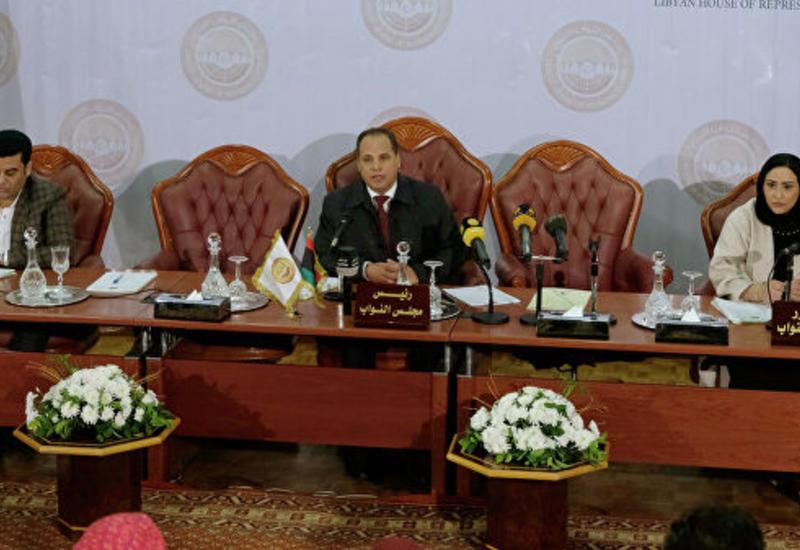 Парламент востока Ливии проголосовал за разрыв отношений с Турцией
