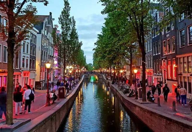 Амстердам ввел новый налог для туристов