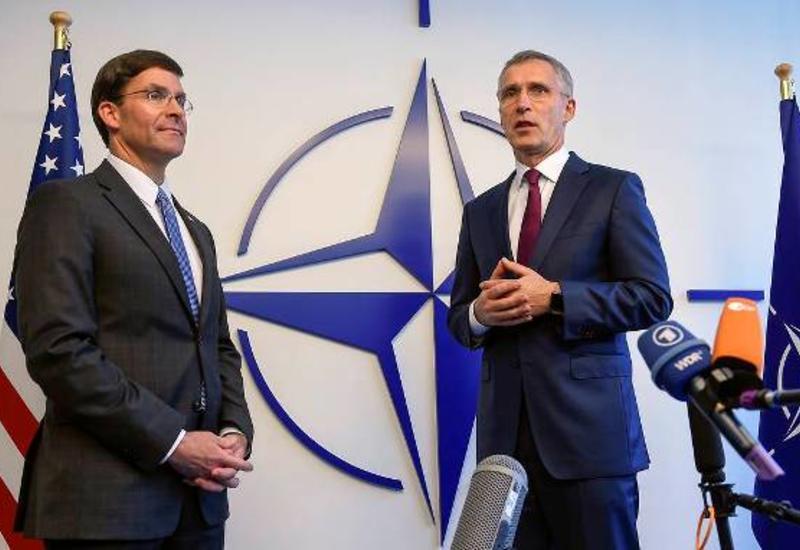 Генсек НАТО и министр обороны США обсудили по телефону эскалацию напряженности в Ираке