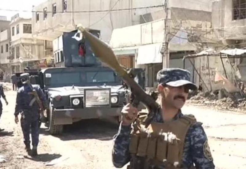 """Ирак ответил на нанесенный Штатами """"удар в спину"""""""