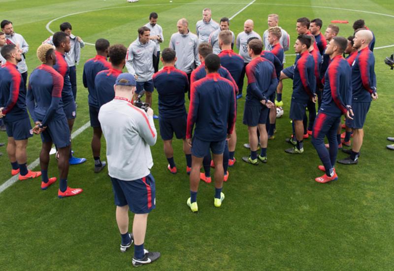 Федерация футбола США отменила тренировочный сбор в Катаре