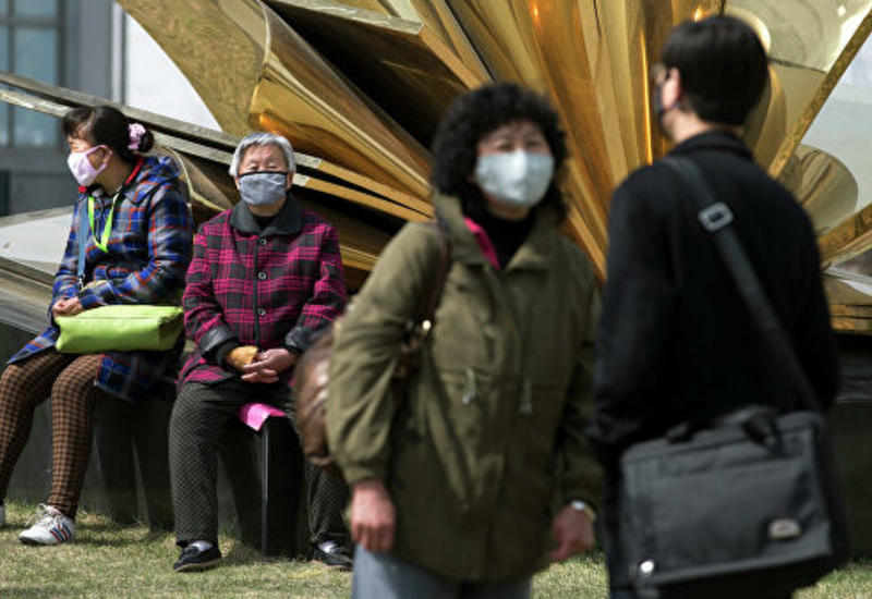 В Китае десятки человек заболели неизвестной пневмонией