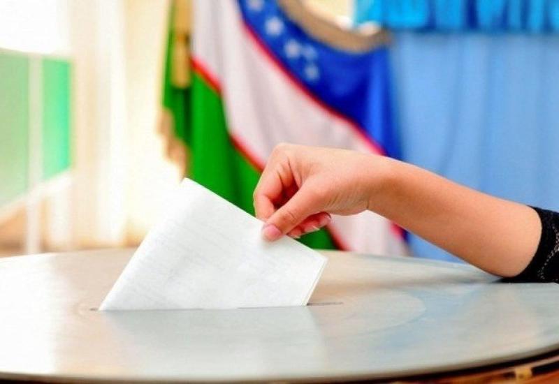 В Узбекистане началось повторное голосование на выборах в нижнюю палату парламента