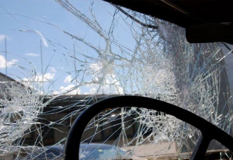 В Шамкире полицейский погиб в ДТП