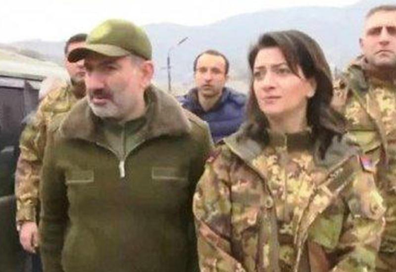 Ряженые Пашинян и его жена возмутили армян