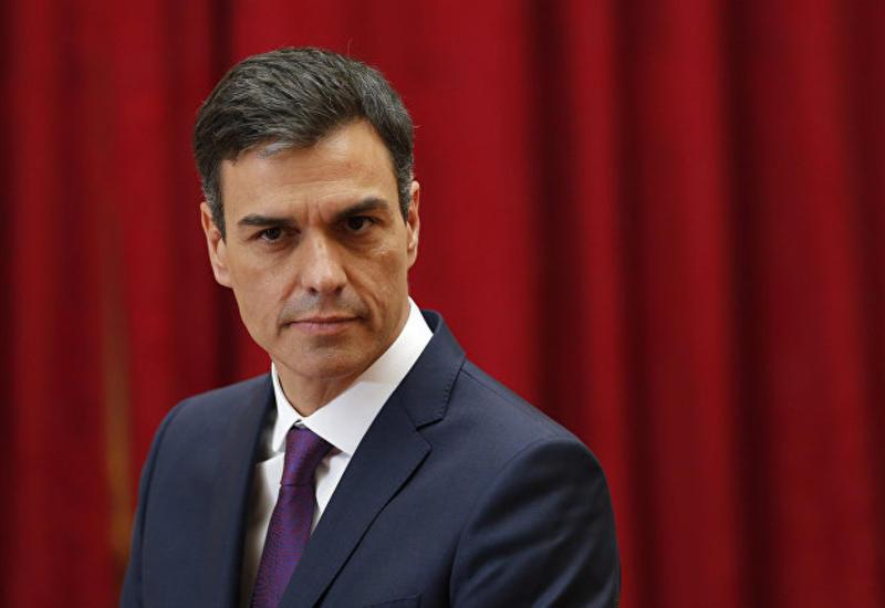 Парламент Испании одобрил кандидатуру Педро Санчеса на пост премьера