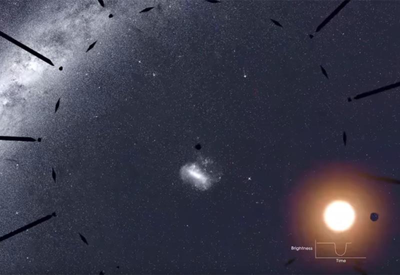 """Спутник NASA обнаружил """"двойника"""" Земли, потенциально пригодного для жизни"""