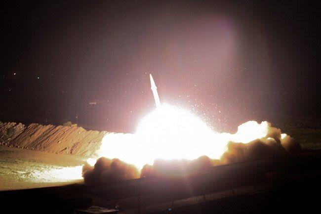 Иран атаковал ракетами объекты США, десятки погибших
