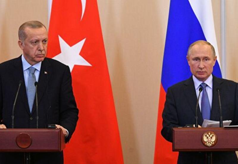 Путин и Эрдоган обеспокоены ростом напряженности между Ираном и США