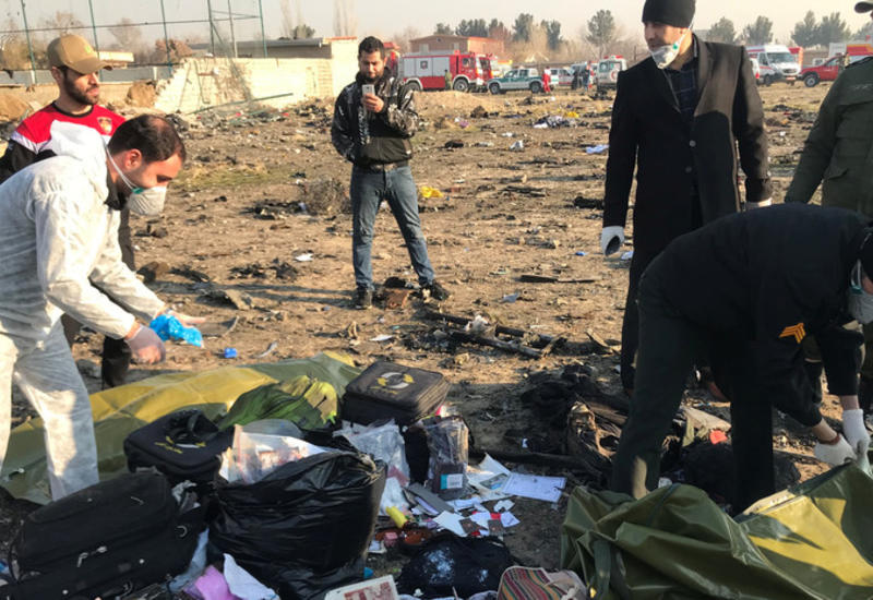 Семья бортпроводника узнала о крушении украинского самолета в Иране