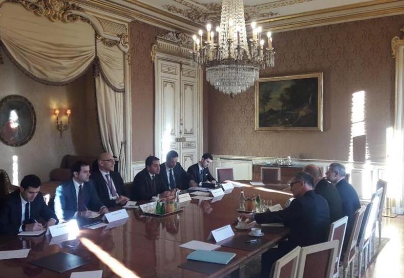 Обсуждены перспективы развития связей Азербайджана и Франции
