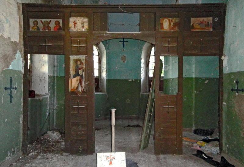 В Армении уничтожают русские церкви