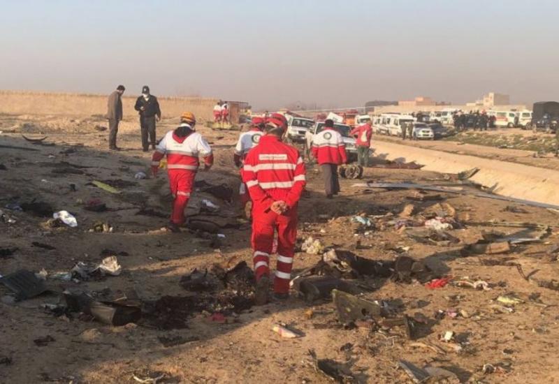 Глава авиакомпании не сдержал слез, говоря о крушении в Иране