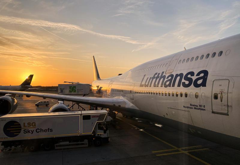 Lufthansa получила убыток в 1,5 млрд евро