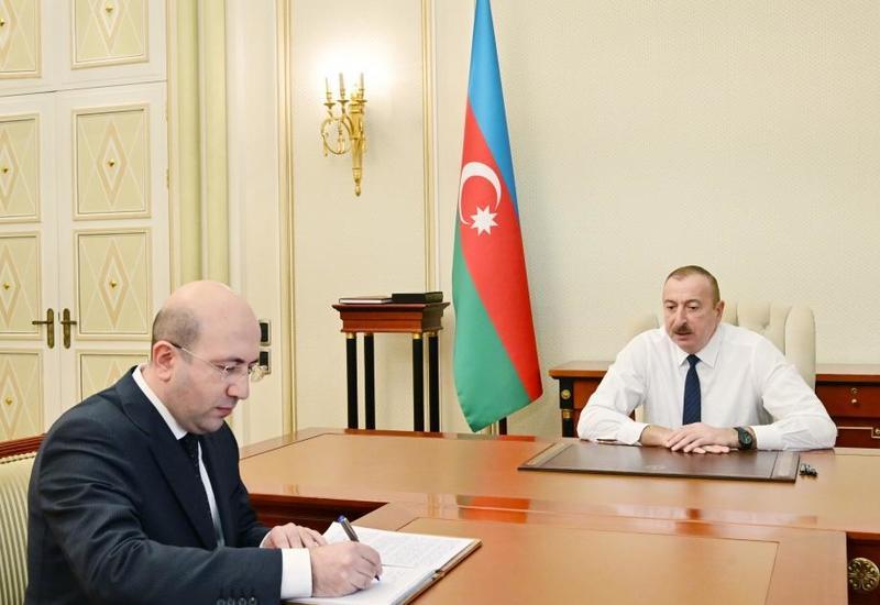 Президент Ильхам Алиев: Все строительные работы повсюду в Азербайджане должны проводиться в соответствии с современными правилами градостроительства