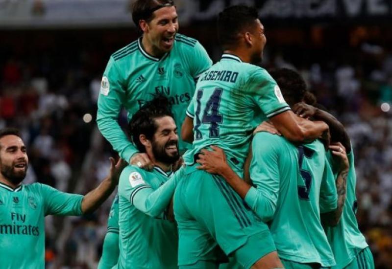 «Реал» победил «Валенсию» и вышел в финал Суперкубка Испании