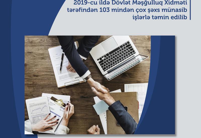 Госслужба занятости трудоустроила более 100 тыс. граждан в Азербайджане