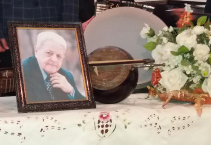 Состоялся концерт, посвященный 90-летию Алибабы Мамедова