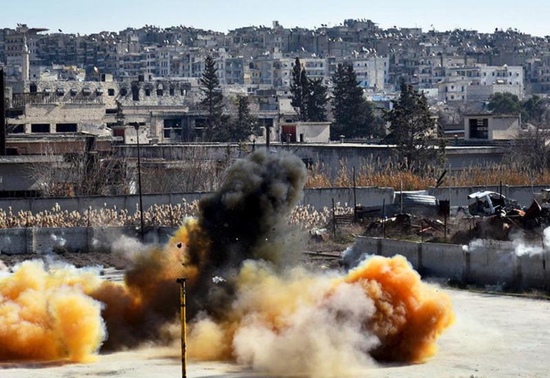В Сирии погибли четверо турецких военнослужащих
